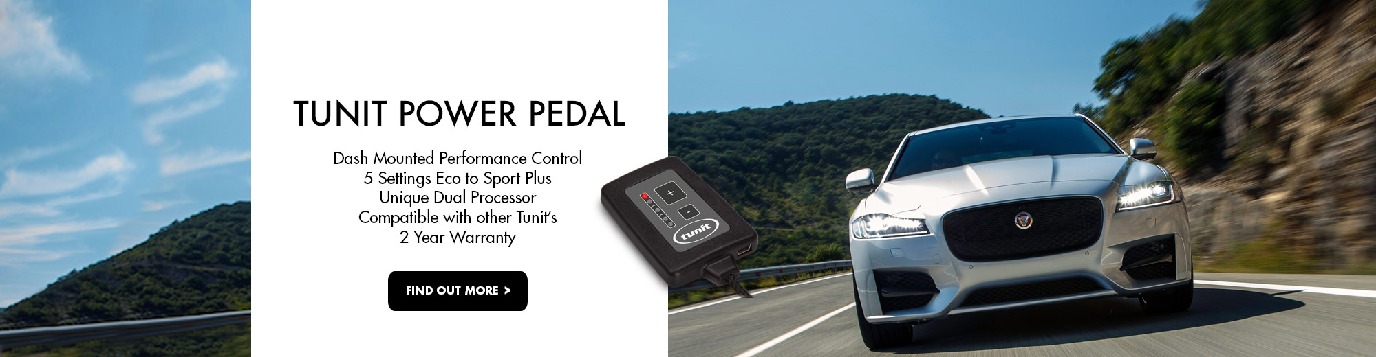 Tunit Power Pedal